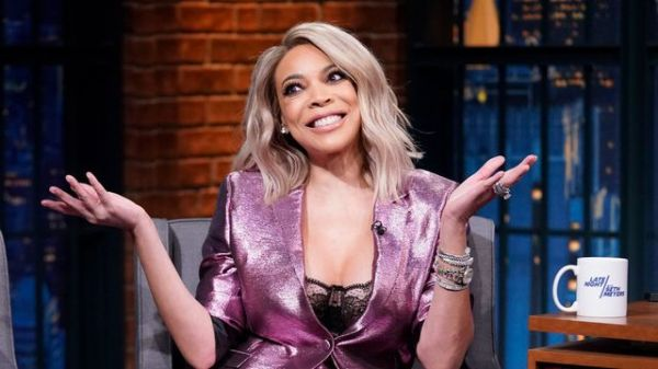 Wendy Williams throws shade at her ex-husband