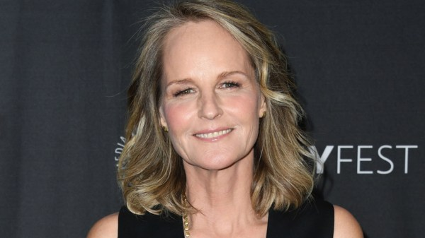 Helen Hunt hospitalized after SUV flips in car accident: reports