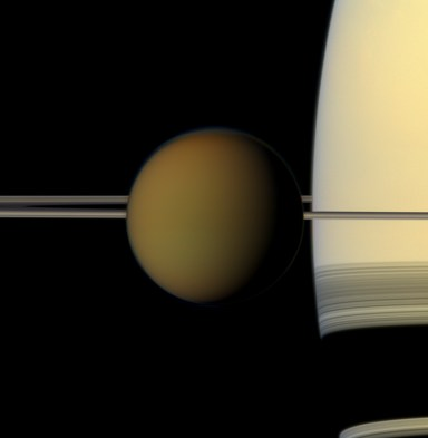 Saturn's moon Titan could give new insights into life on Earth