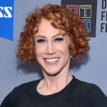 Kathy Griffin has stage one lung cancer 💥👩💥