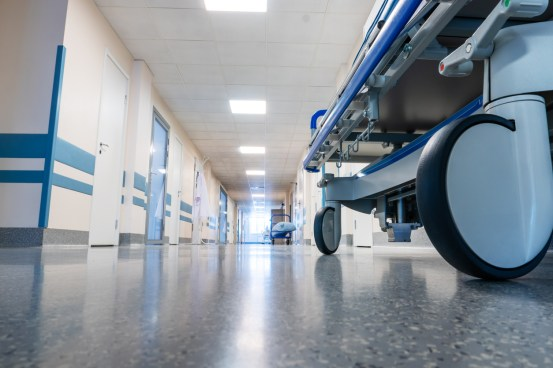 Italian hospital employee accused of missing work for 15 years, receiving full salary
