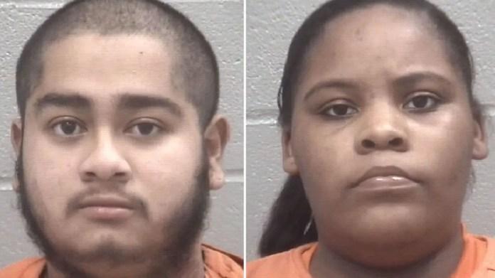 Cesar Guerrero and Santina Walker RICHMOND COUNTY SHERIFFS OFFICE 2