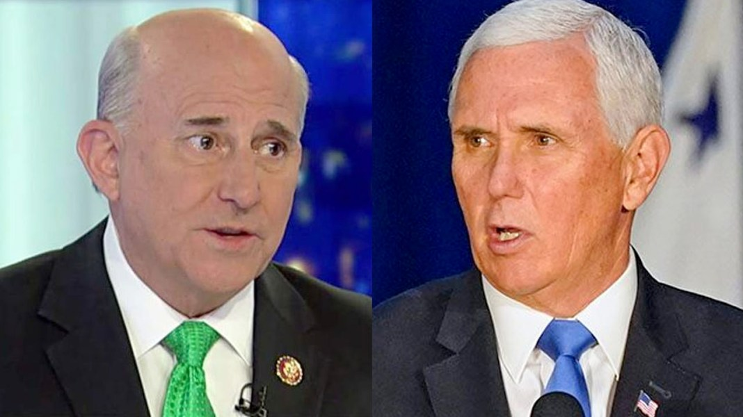 Pence, House seek to dismiss Gohmert-GOP suit aimed at letting him overturn election