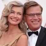 Paulina Porizkova announces end to relationship with Aaron Sorkin: 'We're still a duck and a goose' 💥👩💥