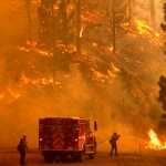 Wildfires spread across almost 1M miles of drought-stricken US 💥💥💥💥