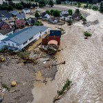 European floods: Rescuers race to prevent more death 💥👩💥