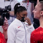 Analysis: For Biles, peace comes with a price - the gold 💥💥