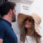 Jennifer Lopez can't keep her eyes off of Ben Affleck during Italian getaway💥👩💥💥👩💥