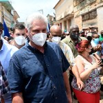 Cuban president urges country's 'revolutionary' citizens to counter protesters 💥💥
