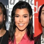 Kourtney Kardashian's ex, Scott Disick, blasts her PDA with Travis Barker in alleged DMs to another past beau 💥👩💥
