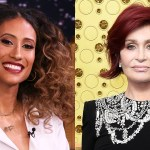 'The Talk' co-host Elaine Welteroth consoled Sharon Osbourne after on-air meltdown: audio 💥👩💥