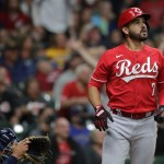 Suárez HR off Hader in 9th lifts Reds over Brewers 4-3 💥💥