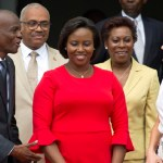 Martine Moïse, wife of slain president, returns to Haiti 💥💥