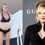 Melanie Griffith, 63, soaks up some sun in black bikini while on Italian vacation 💥👩💥