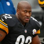 James Harrison says he 'wanted to hate' Tom Brady when he joined the Patriots 💥💥