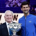 Laver would welcome Djokovic to calendar Grand Slam 'club'💥👩💥💥👩💥