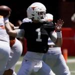 Texas names starting quarterback ahead of 2021 opener 💥👩👩💥