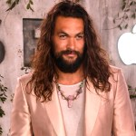 Jason Momoa says he'll try as hard as he can to keep his kids away from the acting: 'It's very hard on people' 💥👩💥