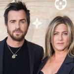 Jennifer Aniston shares shirtless photo of ex Justin Theroux in sweet birthday tribute: 'Love you' 💥👩💥