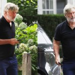 Alec Baldwin looks disheveled while stepping out in New York after calling Cuomo's resignation 'tragic' 💥👩💥