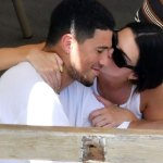 Kendall Jenner and beau Devin Booker spotted showing rare PDA while on romantic Italian getaway 💥👩💥