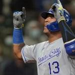 Perez hits 5th HR of road trip, Royals drop Mariners 6-4 💥💥