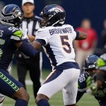 Teddy's Time? Bridgewater solid as Broncos thump Seahawks 💥💥