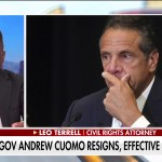 Leo Terrell blasts Cuomo after governor's resignation: 'Appalling to try to justify deviant behavior' 💥💥