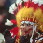 Washington Football Team bans fans from wearing Native American headdresses, face paint 💥💥