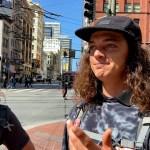 California Gov. Gavin Newsom gets graded by San Francisco residents 💥💥