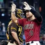 Diamondbacks pound Darvish with 6-run 3rd, beat Padres 8-3 💥👩👩💥