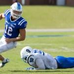 College quarterback sets FCS TD pass record in season opener 💥💥