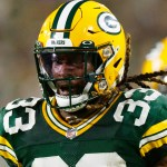 Packers' Aaron Jones reveals he lost chain with father's ashes inside after touchdown 💥💥