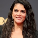 Emmys 2021 nominee Cecily Strong channels Angelina Jolie in leggy dress on red carpet 💥👩💥