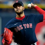 Rodriguez, Richards combine on 5-hitter, Red Sox beat Rays 💥💥