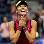 Raducanu, 18, Fernandez, 19, into US Open final 💥💥