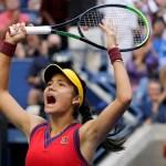 Emma Raducanu wins US Open, defeating Leylah Fernandez to end improbable tournament 💥💥