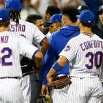 Yankees, Mets involved in brief skirmish; Francisco Lindor hits go-ahead home run 💥💥