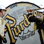 Purdue's Big Bass Drum sidelined for football game vs. Notre Dame 💥💥