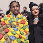 Met Gala 2021: Rihanna, A$AP Rocky make red carpet debut 💥👩💥