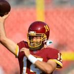 Washington Football Team narrows down list of potential new nicknames 💥💥