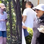 Hillary, Chelsea Clinton spotted in the Hamptons ahead of 'American Crime Story: Impeachment' premiere💥👩💥💥👩💥