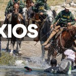 Axios ripped after deleting tweet accusing border agents of 'whipping at' Haitian migrants 💥👩👩💥