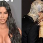Kim Kardashian reveals how she feels about sister Kourtney, Travis Barker's relationship and PDA 💥👩💥