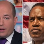 CNN's Stelter allows guest to call Larry Elder a 'white supremacist' unchallenged, avoids racist attack on him 💥💥