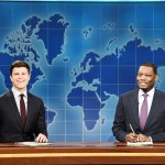 'SNL' Weekend Update takes on budget bill, vaccine mandates, COVID origins -- and other political footballs 💥👩💥