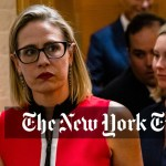 New York Times board member calls on Kyrsten Sinema to leave Democratic Party, become independent 💥👩👩💥