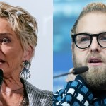 Sharon Stone draws backlash for Jonah Hill compliment following his request to 'not comment on my body' 💥👩👩💥