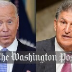 Washington Post reporter hammered for framing White House appeasement of Joe Manchin as making 'grueling cuts' 💥👩👩💥
