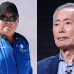 William Shatner claps back at George Takei's body-shaming comments following Blue Origin flight: 'Don't hate' 💥👩💥